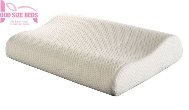 Moulded Memory Foam Pillow