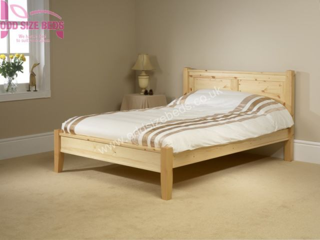 Made to Measure Coniston Wooden Bed Low Foot End