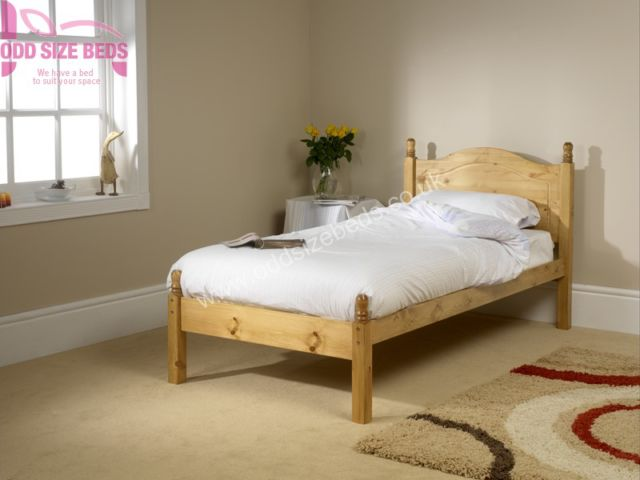 Made to Measure Orlando Wooden Bed Low Foot End