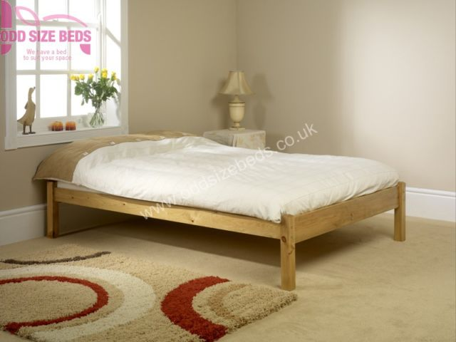Studio Wooden Bed