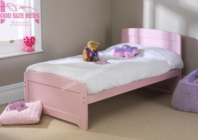 Child's Rainbow Wooden Bed