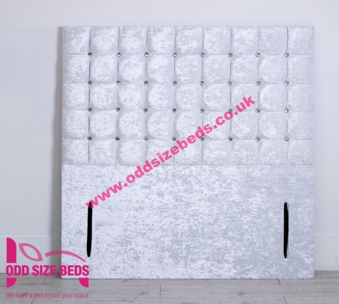 Grace Headboard - Crushed Velvet