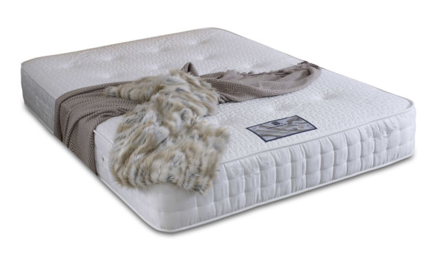 Silk Pocket Sprung Mattress 1000