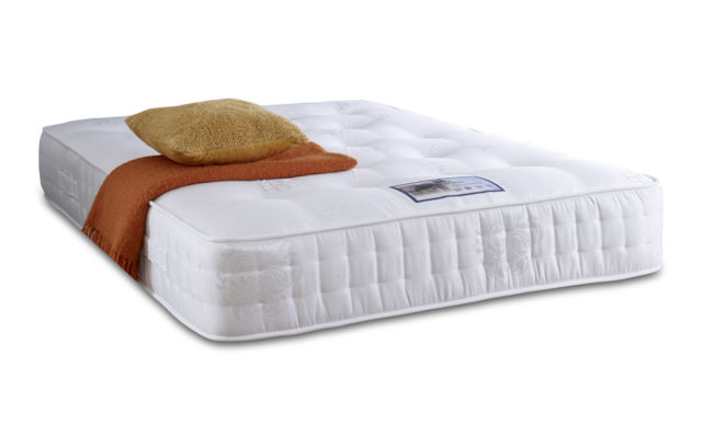 Silk Pocket Sprung Mattress 1500