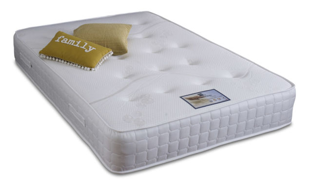 Made to Measure Total Comfort 1000 Pocket Sprung Memory Foam Mattress