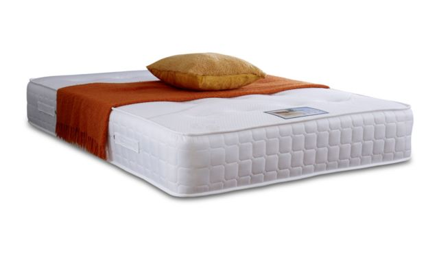Made to Measure Total Comfort 2000 Pocket Sprung Memory Foam Mattress