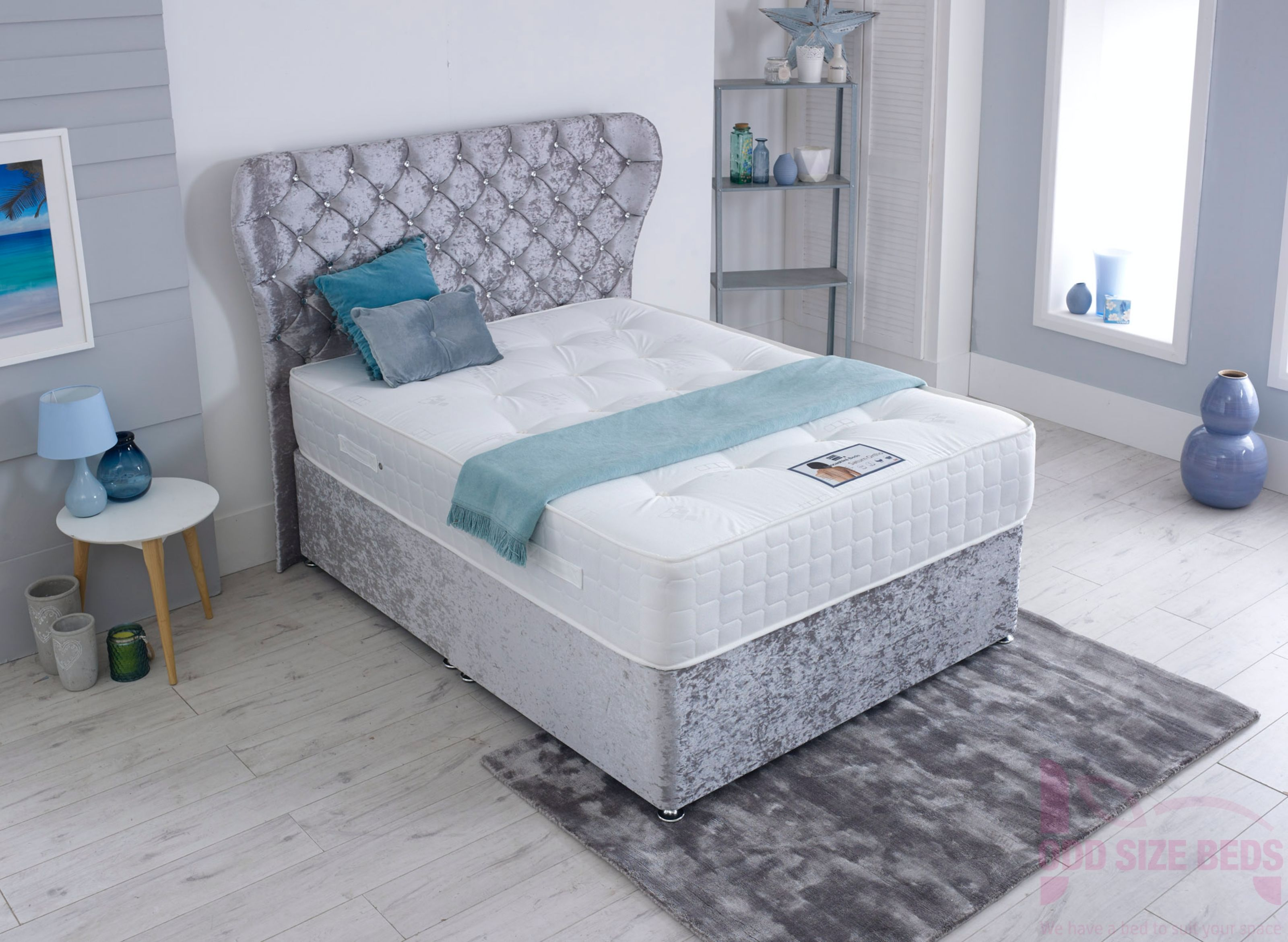 Made to Measure Saturn Divan Bed