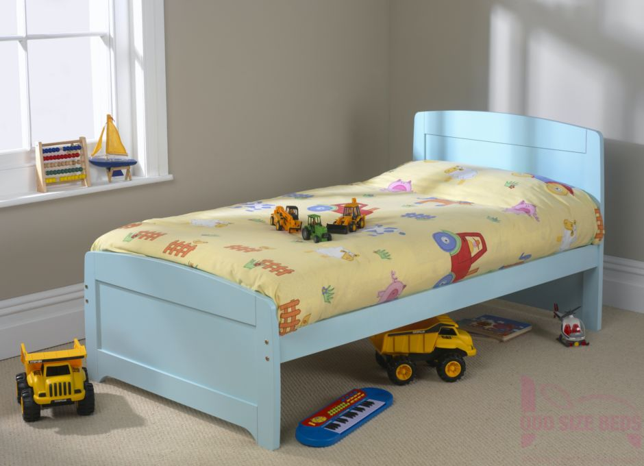 Made to Measure Child's Wooden Rainbow Bed