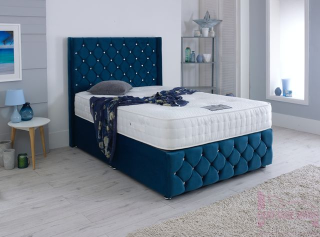 Made to Measure Rhapsody Divan Bed