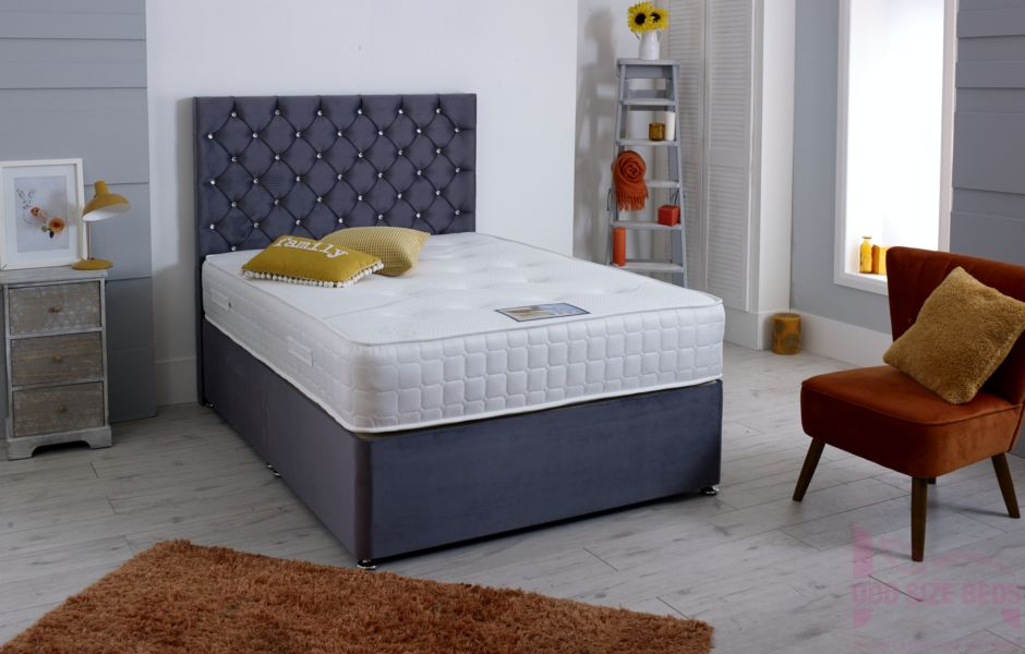 Made to Measure Total Comfort 1500 Divan Bed