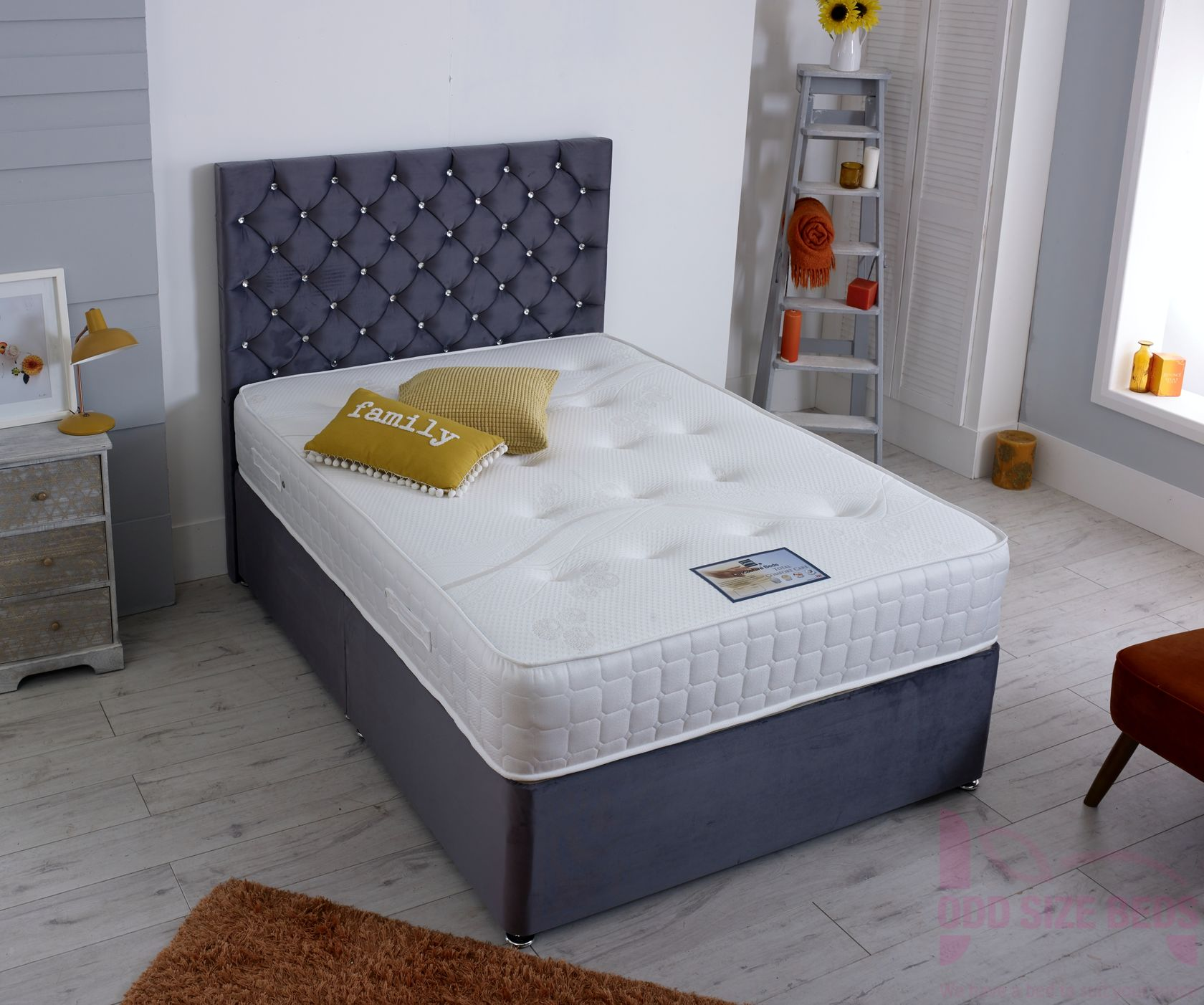 Made to Measure Total Comfort 2000 Divan Bed