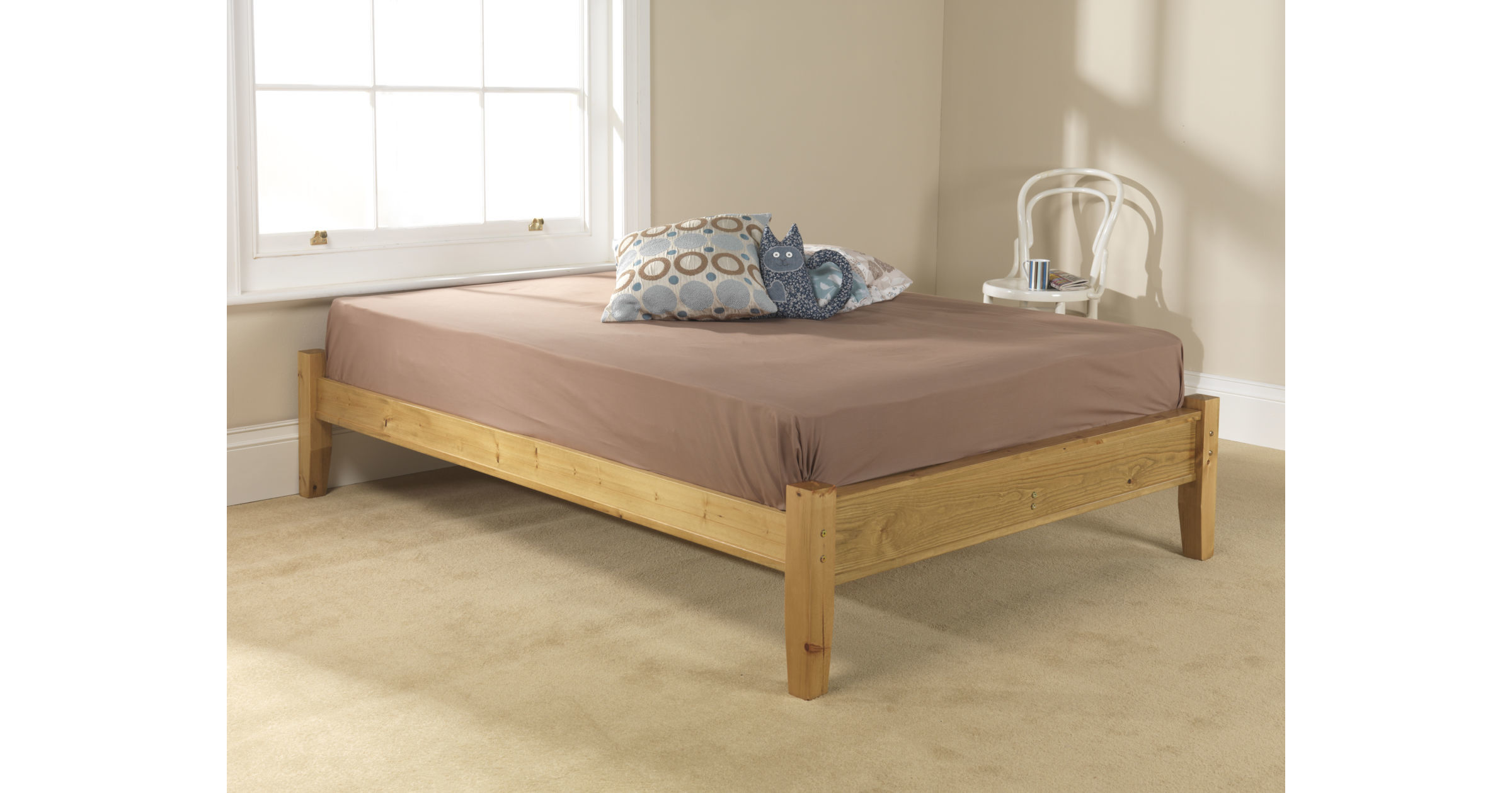 Made to Measure Coniston Studio Wooden Bed
