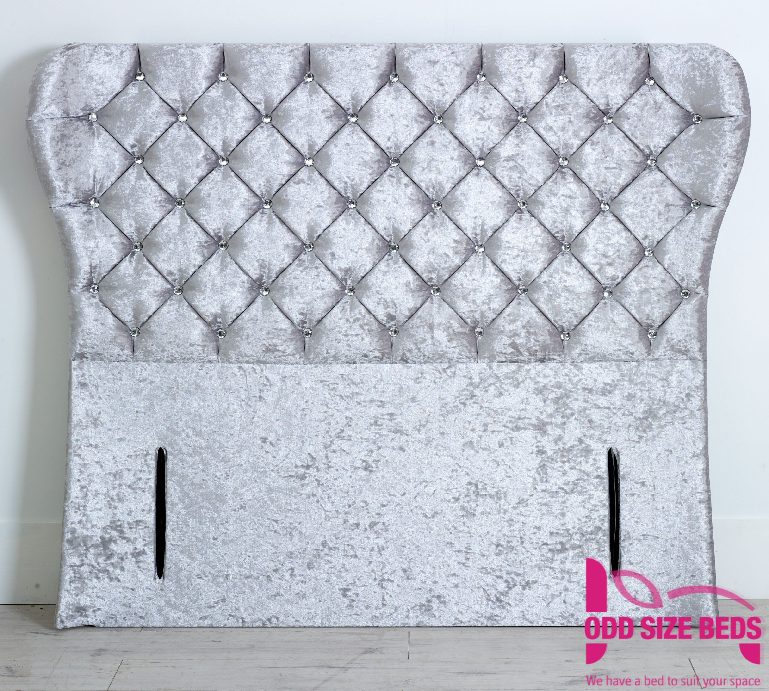 Made to Measure Impression Winged Headboard